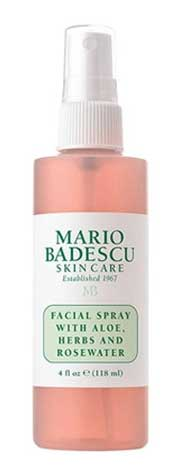 Merk Face Mist Terbaik - Mario Badescu Facial Spray with Aloe, Herbs, and Rosewater