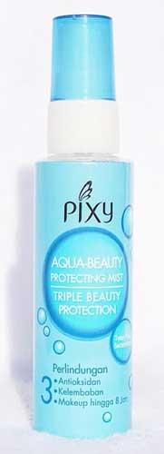 Merk Face Mist Terbaik - Pixy Aqua Beauty Protecting Mist