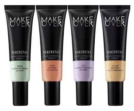 Merk Primer Yang Bagus - Make Over Powerstay Color Correcting Primer