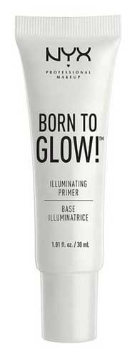 Merk Primer Yang Bagus - NYX Born To Glow Illuminating Primer