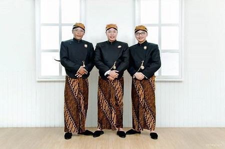 Nama Kelengkapan Pakaian Adat Jawa Tengah - Jawi Jangkep