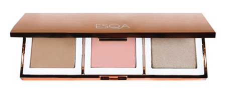 Produk Make Up Lokal Terbaik - ESQA Goddess Cheek Palette