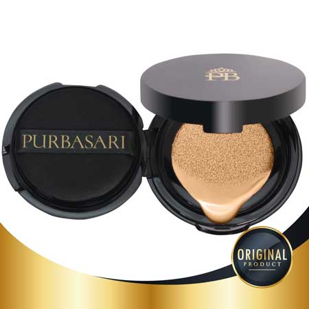 Produk Make Up Lokal Terbaik - Purbasari Pore Perfecting BB Cushion