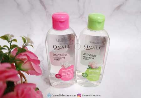 Rekomendasi Makeup Remover Yang Bagus - Rekomendasi Makeup Remover Yang Bagus - Ovale Micellar Cleansing Water