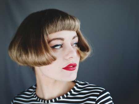 Gaya rambut untuk rambut tipis