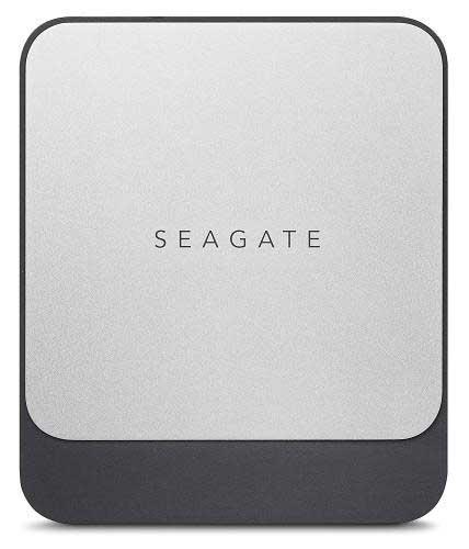 SSD Terbaik - Seagate Fast SSD