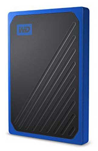 SSD Terbaik - WD My Passport Go