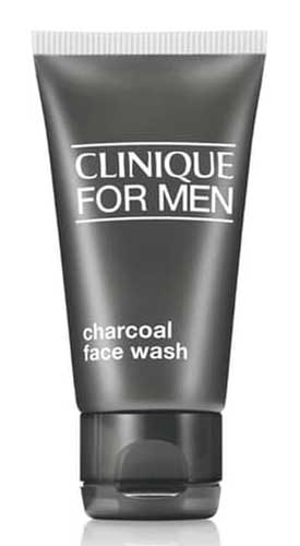 Sabun Cuci Muka Pria Terbaik - Clinique For Men Charcoal Face Wash