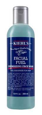 Sabun Cuci Muka Pria Terbaik - Kiehl's Facial Fuel Energizing Face Wash