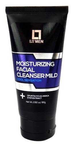Sabun Cuci Muka Pria Terbaik - LT Men Moisturizing Facial Cleanser Mild