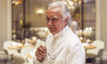 10 Chef Terbaik Di Dunia - Alain Ducasse