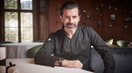 10 Chef Terbaik Di Dunia - Andreas Caminada