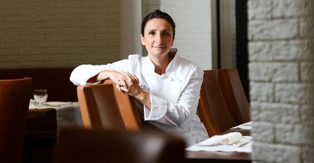 10 Chef Terbaik Di Dunia - Anne-Sophie Pic