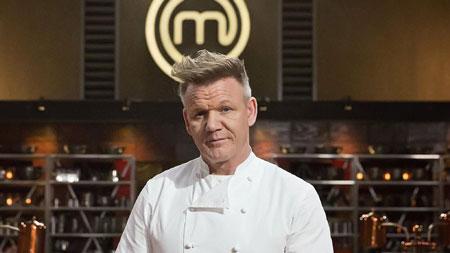 10 Chef Terbaik Di Dunia - Gordon Ramsay