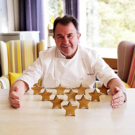 10 Chef Terbaik Di Dunia - Martin Berasategui