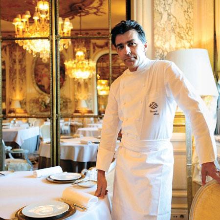 10 Chef Terbaik Di Dunia - Yannick Alleno