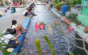6 Kampung di Indonesia Berhasil Mengubah Selokan Kotor