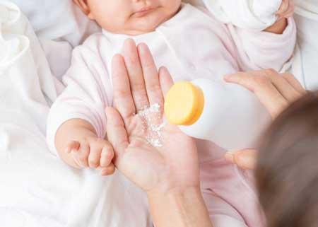 Aroma Yang Dapat Membuat Bahagia Dan Meredakan Stress - Bedak Bayi