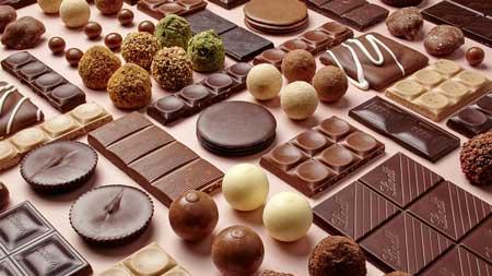 Aroma Yang Dapat Membuat Bahagia Dan Meredakan Stress - Cokelat