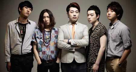 Band Rock Korea - The Koxx