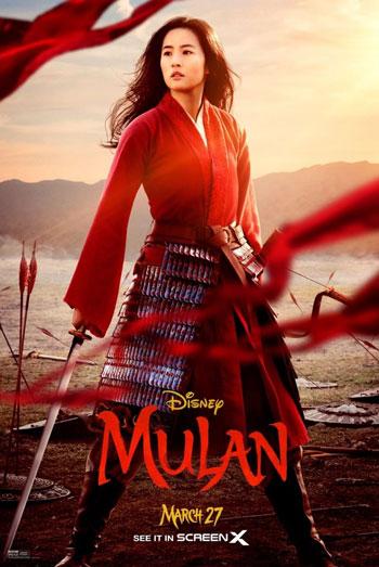 Daftar Film Bioskop Yang Tayang Bulan Agustus 2020 - Mulan