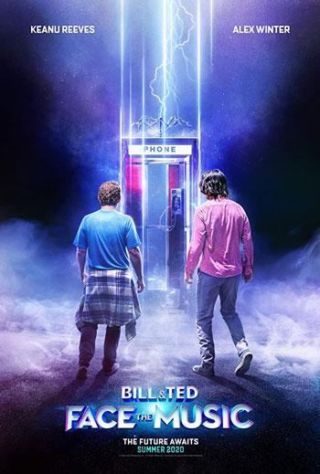 Daftar Film Bioskop Yang Tayang Bulan Agustus 2020 - Bill & Ted Face the Music