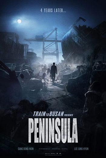 Daftar Film Bioskop Yang Tayang Bulan Agustus 2020 - Train to Busan 2:Peninsula