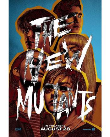 Daftar Film Bioskop Yang Tayang Bulan Agustus 2020 - The New Mutants