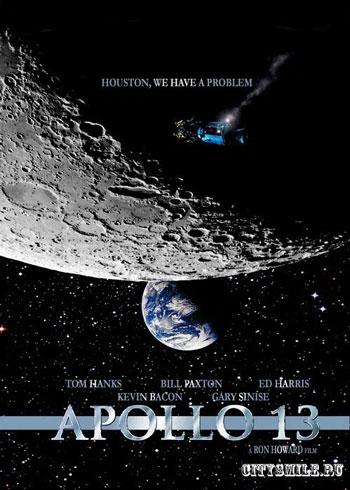 Daftar Film Tentang Luar Angkasa Terbaik Sepanjang Masa - Apollo 13 (1995)