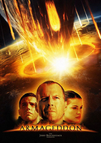 Daftar Film Tentang Luar Angkasa Terbaik Sepanjang Masa - Armageddon (1998)