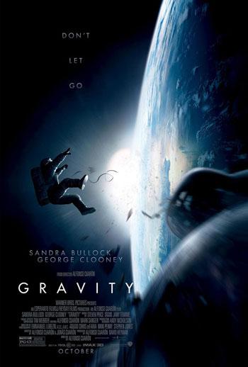 Daftar Film Tentang Luar Angkasa Terbaik Sepanjang Masa - Gravity (2013)