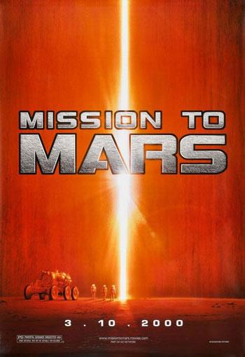 Daftar Film Tentang Luar Angkasa Terbaik Sepanjang Masa - Mission to Mars (2000)
