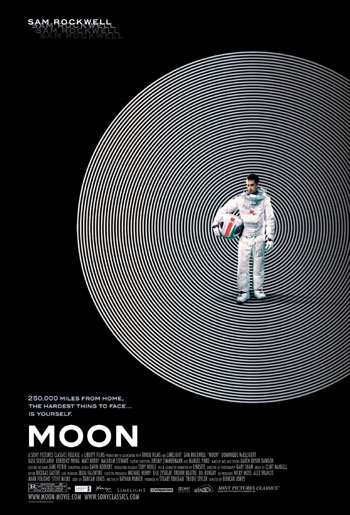 Daftar Film Tentang Luar Angkasa Terbaik Sepanjang Masa - Moon (2009)