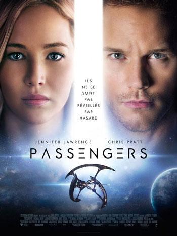 Daftar Film Tentang Luar Angkasa Terbaik Sepanjang Masa - Passengers (2016)