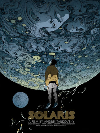 Daftar Film Tentang Luar Angkasa Terbaik Sepanjang Masa - Solaris (1972)