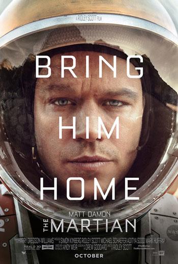 Daftar Film Tentang Luar Angkasa Terbaik Sepanjang Masa - The Martian (2015)