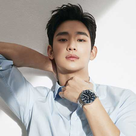 Daftar Pemain Drama Korea It's Okay to Not Be Okay - Kim Soo Hyun