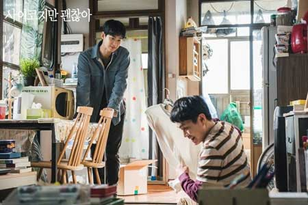 Fakta Dan Daftar Pemain Drama Korea It's Okay to Not Be Okay - Menyinggung Soal Kesehatan Mental