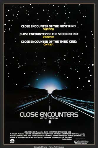 Film Alien Terbaik - Close Encounters of the Third Kind (1977)