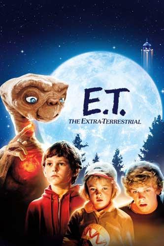 Film Alien Terbaik - E.T. (1982)