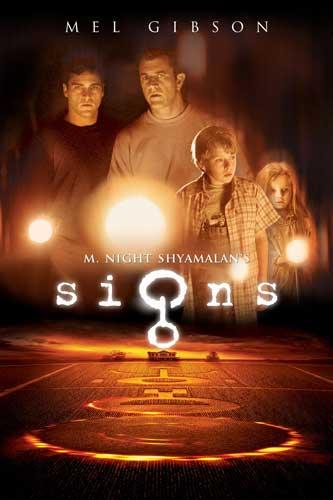 Film Alien Terbaik - Signs (2002)