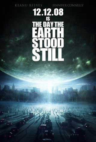 Film Alien Terbaik - The Day the Earth Stood Still (2008)