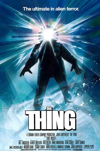 Film Alien Terbaik - The Thing (1982)