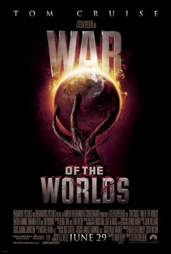Film Alien Terbaik - War of the Worlds (2005)