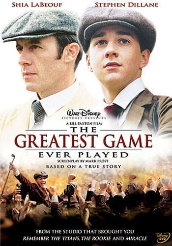 Film Motivasi Terbaik Sepanjang Masa - The Greatest Game Ever Played