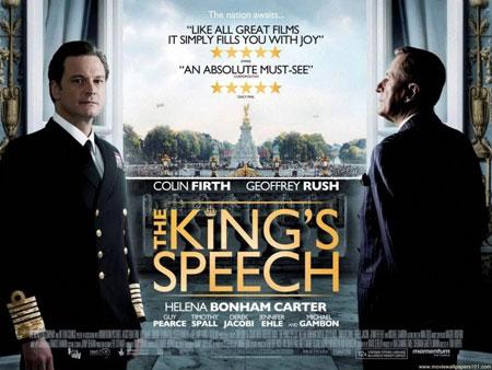 Film Motivasi Terbaik Sepanjang Masa - The King's Speech