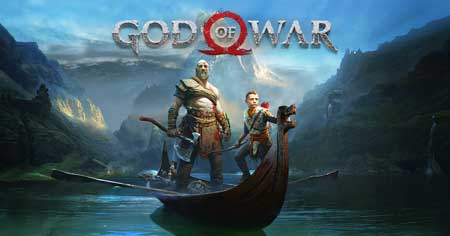 Game PS4 Terbaik - God of War