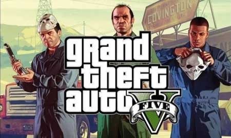 Game PS4 Terbaik - Grand Theft Auto 5
