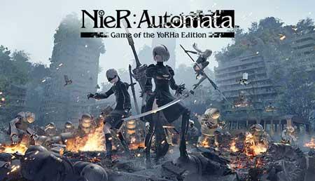 Game PS4 Terbaik - Nier Automata