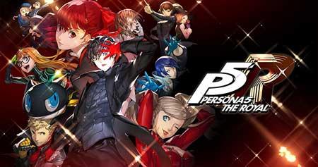 Game PS4 Terbaik - Persona 5